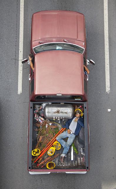 Alejandro Cartagena, 'Carpoolers #24', 2012, Patricia Conde Galería