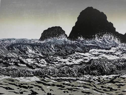 , 'September Waves,' , Circle Contemporary