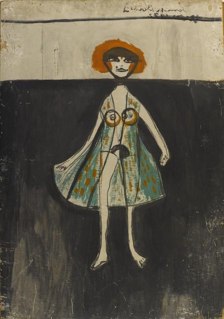 , 'Self-Portrait,' 1972, Galerist