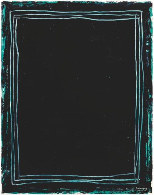 Joan Hernández Pijuan, 'Des de la finestra', 2003, Bernhard Knaus Fine Art
