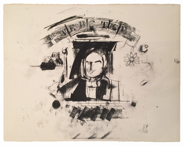 Larry Rivers, 'Webster', 1961, Robert Fontaine Gallery