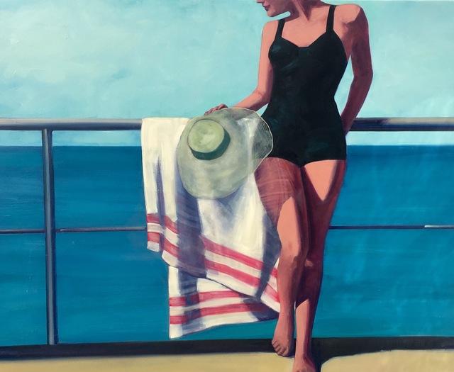 , 'La Mer,' 2010-2017, Eisenhauer Gallery