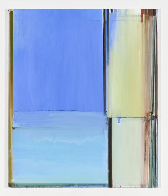 , 'Untitled (Split Format 5),' 2017, Cecilia de Torres Ltd.