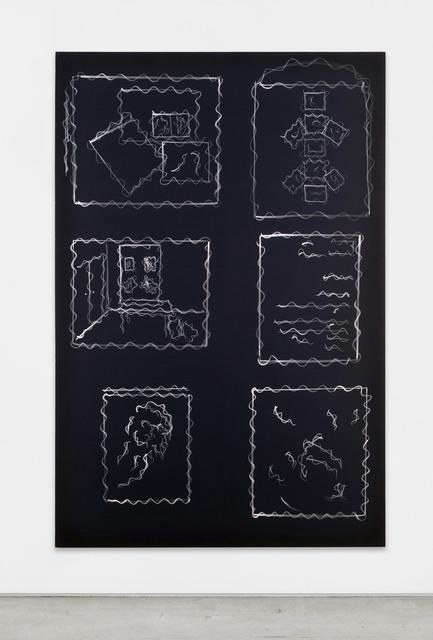 , 'Designs,' 2010, Magenta Plains