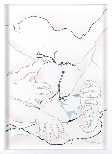 , 'Corpus of Memory 5,' 2019, Galerist