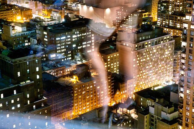 David Drebin, 'Flashing the City', 2012, CHROMA GALLERY