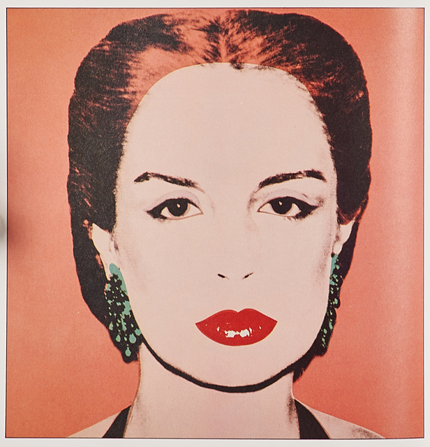 Andy Warhol, 'Portraits of the 70's', 1970, Print, Lithographs in colors in bound book in original box, Rago/Wright