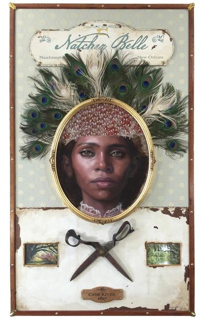 , 'Natchez Belle,' , RJD Gallery