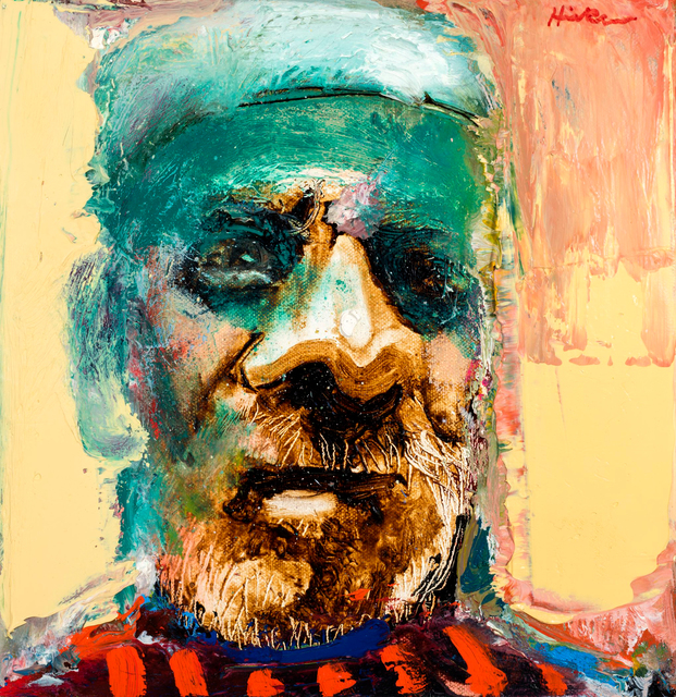 Richard Hickam, 'Longshoreman', 1997, Allan Stone Projects