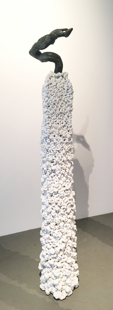 ", '""A l'affût Concept Supranodal"",' 2008, Galerie Dutko"
