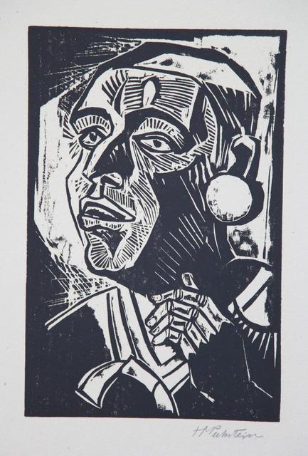 , 'Redner,' 1918, Henze & Ketterer