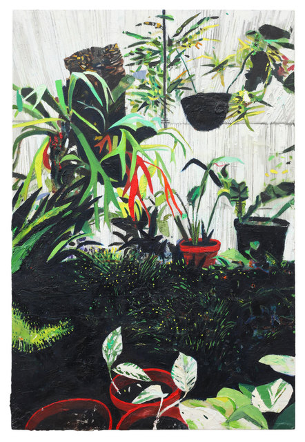 , 'Mills Greenhouse II,' 2016, Brand New Gallery