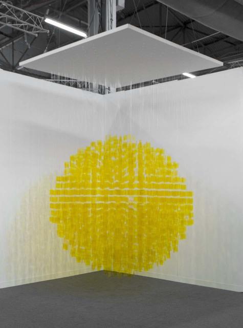 , 'Yellow sphere,' 2001, Galeria Nara Roesler