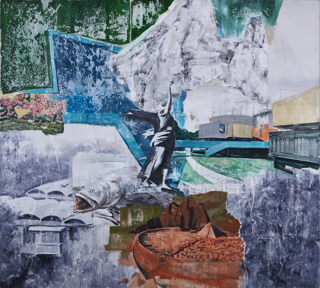 , 'Utopian 乌托邦,' 2017, Art+ Shanghai Gallery