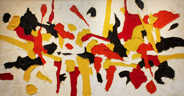 , 'Untitled,' 1962, Cosner Art Gallery