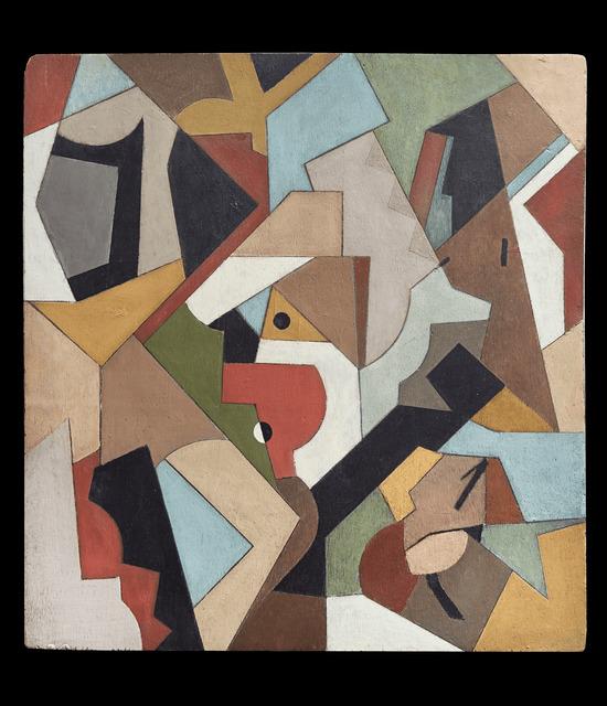 , 'Cubista,' 1938, Leon Tovar Gallery