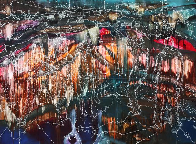 , 'September Session,' 2016, Dominik Mersch Gallery