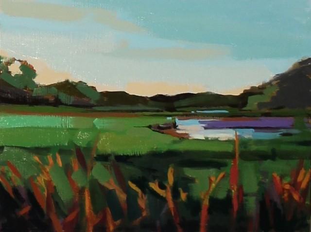 , 'Marsh Cover,' , LaMantia Fine Art Inc.