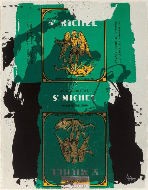 Robert Motherwell, 'St. Michael III', 1979, Heritage Auctions