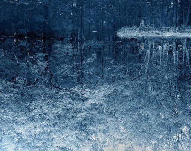 , 'Blue Bayou #26,' 2016, MIYAKO YOSHINAGA