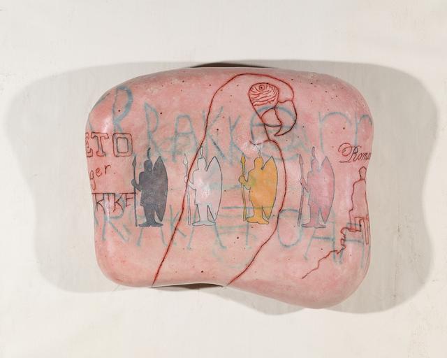 Christian Rex van Minnen, 'Pink Parrot Krakker Krakatoa', 2019, Robischon Gallery