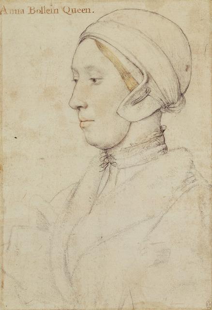 , 'Queen Anne Boleyn (c.1500-1536),' ca. 1533-1536, Royal Collection Trust