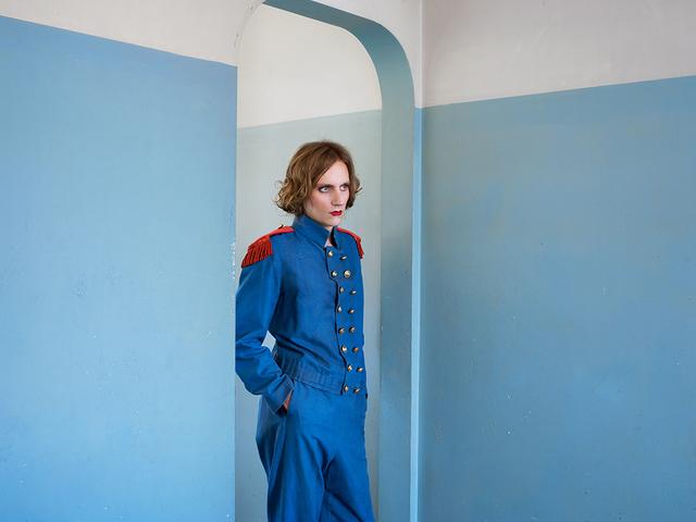 , 'Uniform,' 2017, ClampArt