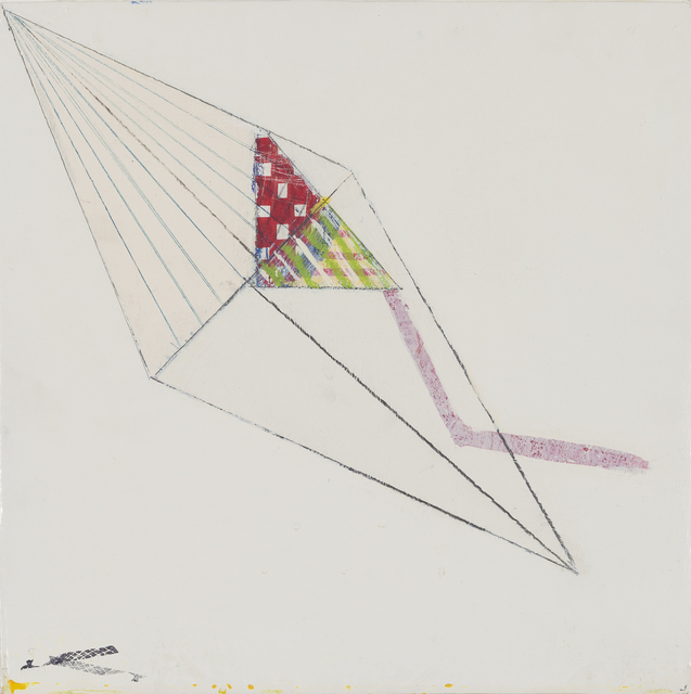 , '2nd Flyer,' 1987, New York Studio School