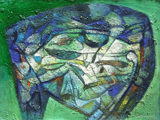 Raul Pozo Enmanuel, 'Alto relieve', 2009, MLA Gallery