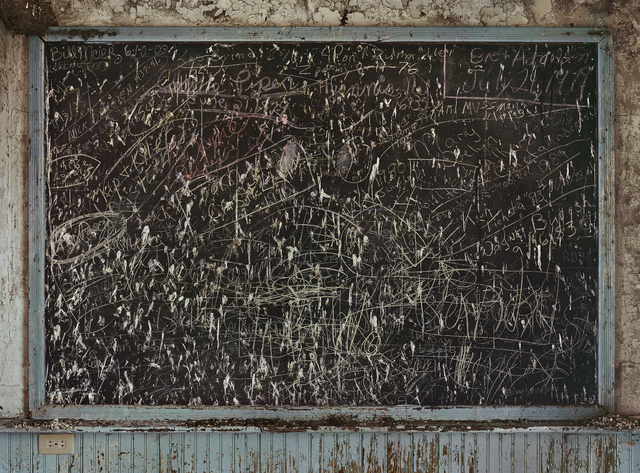 , 'School District 123, Cherry County, Nebraska,' 2011, Kopeikin Gallery