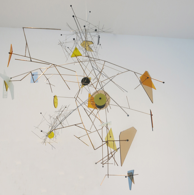 , 'Golden Structured Machine Plan Universe and Method Angle Main Triangle Planet and Crystal Code,' 2014, Jane Lombard Gallery