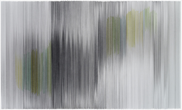, 'motion drawing 37,' 2014, Carrie Secrist Gallery