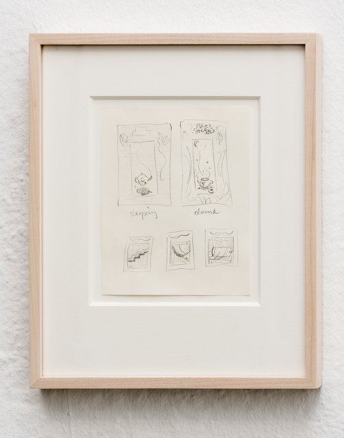 , 'Drawings for Teapots and Tongues,' 2014, Temnikova & Kasela