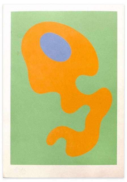 Hans Arp, 'Clouds Creature', 1961, Wallector