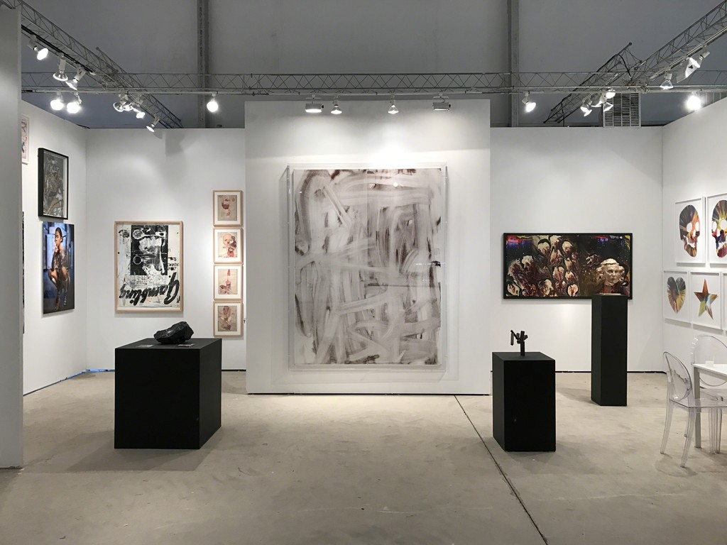 RUDOLF BUDJA GALLERY @ ART MIAMI 16