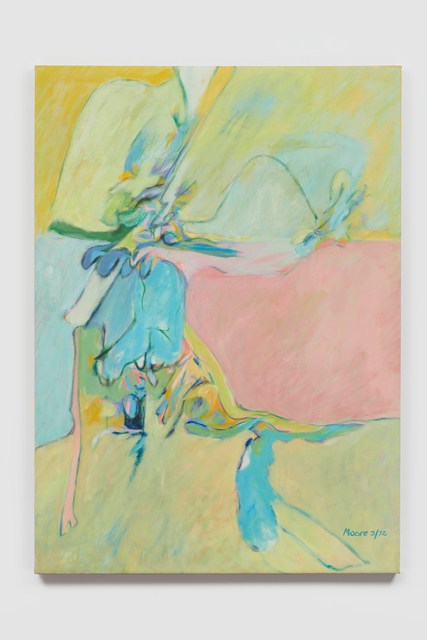 , 'Untitled I (Medium 3),' 1972, Susan Eley Fine Art