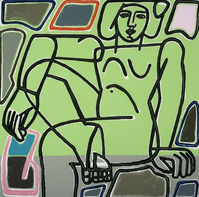 , 'Woman & Tide Pool,' , Joanne Artman Gallery