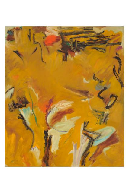 , 'Le dernier chant du cri cri,' 1993, Galerie Janine Rubeiz