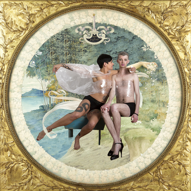 , 'The Last Seduction: Eros et Psyche (Eros and Psyche),' 2016, Bert Green Fine Art