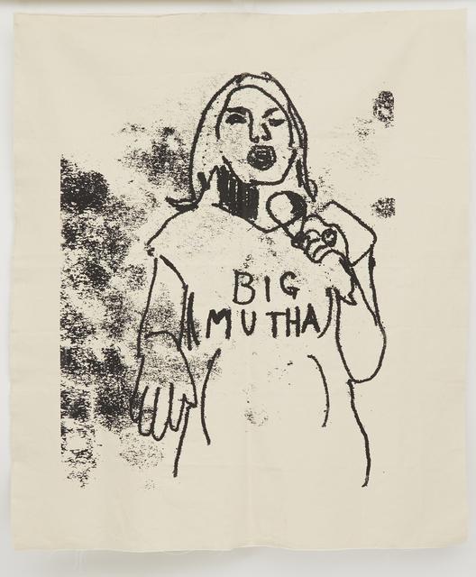 , 'Big Mutha,' 2017, Cob