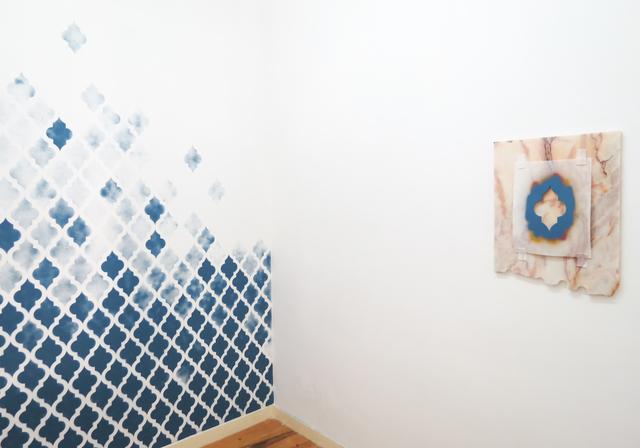 , 'Outside in,' 2018, Caroline Pagès Gallery