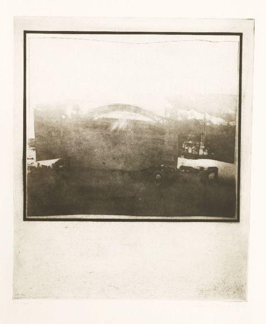 Norman Ackroyd, 'BRIDGE', 1970, Sworders