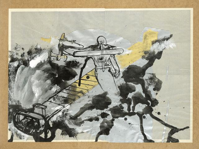 , 'Untitled,' ca. 1974, Galerie Bei Der Albertina Zetter