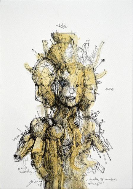 , 'Penghuni Distopia - Muka-Muka,' 2017, Artemis Art