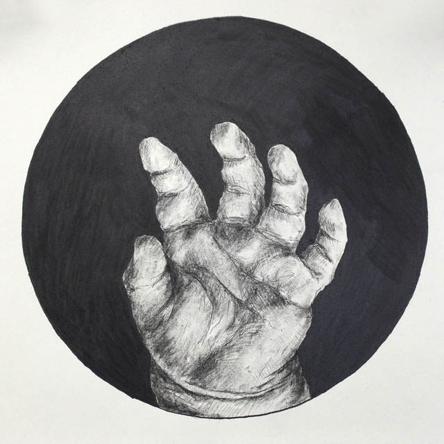 , 'Left Hand of the Moon Child,' 2018, Bert Green Fine Art