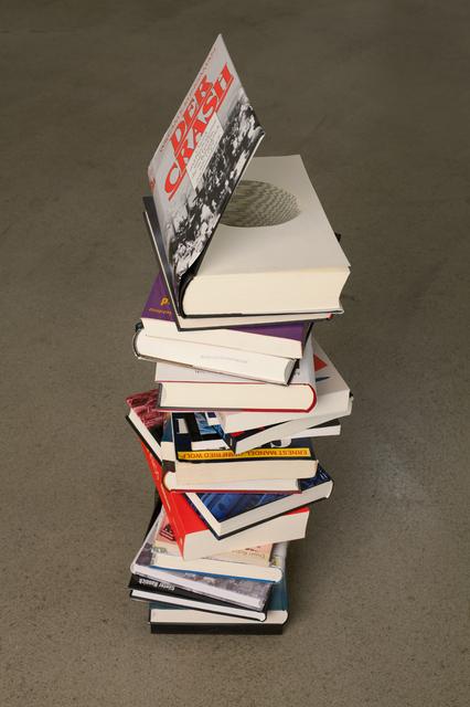 , 'Budgetloch (Budget Hole),' 2014, Mario Mauroner Contemporary Art Salzburg-Vienna