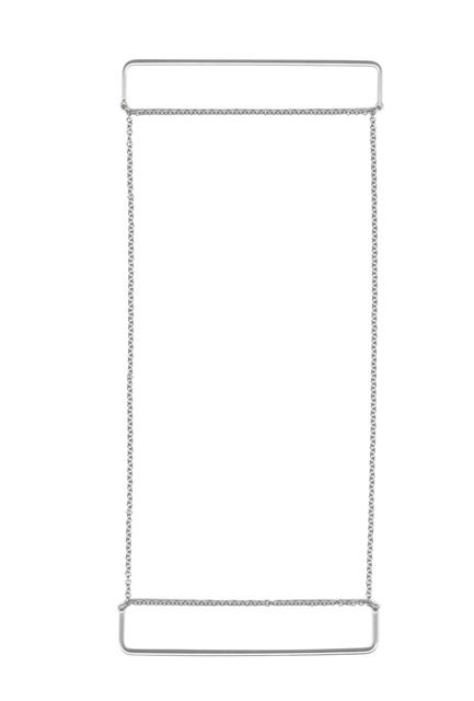 , 'Untitled Necklace (Interior Perimeter),' 2018, Sienna Patti Contemporary