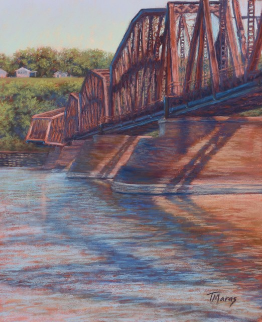 Tracey Maras, 'Swing Bridge', 2019, Springfield Art Association