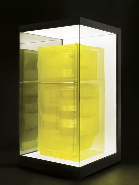 , 'Refrigerator, Unit 2, 348 West 22nd Street, New York, NY 10011, USA,' 2015, Lehmann Maupin