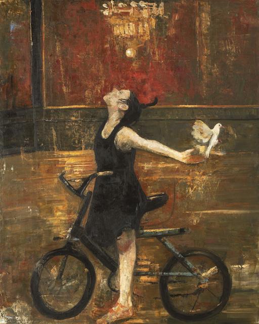 Ġoxwa, 'Out', 2020, Painting, Oil on canvas, Hugo Galerie